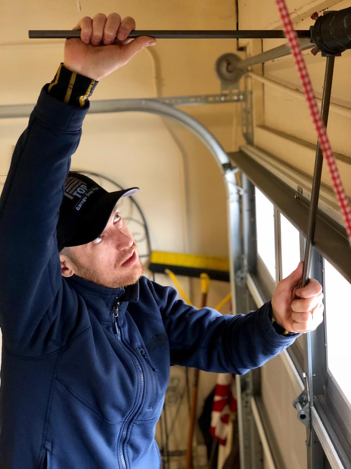 About Top Garage Door Pros
